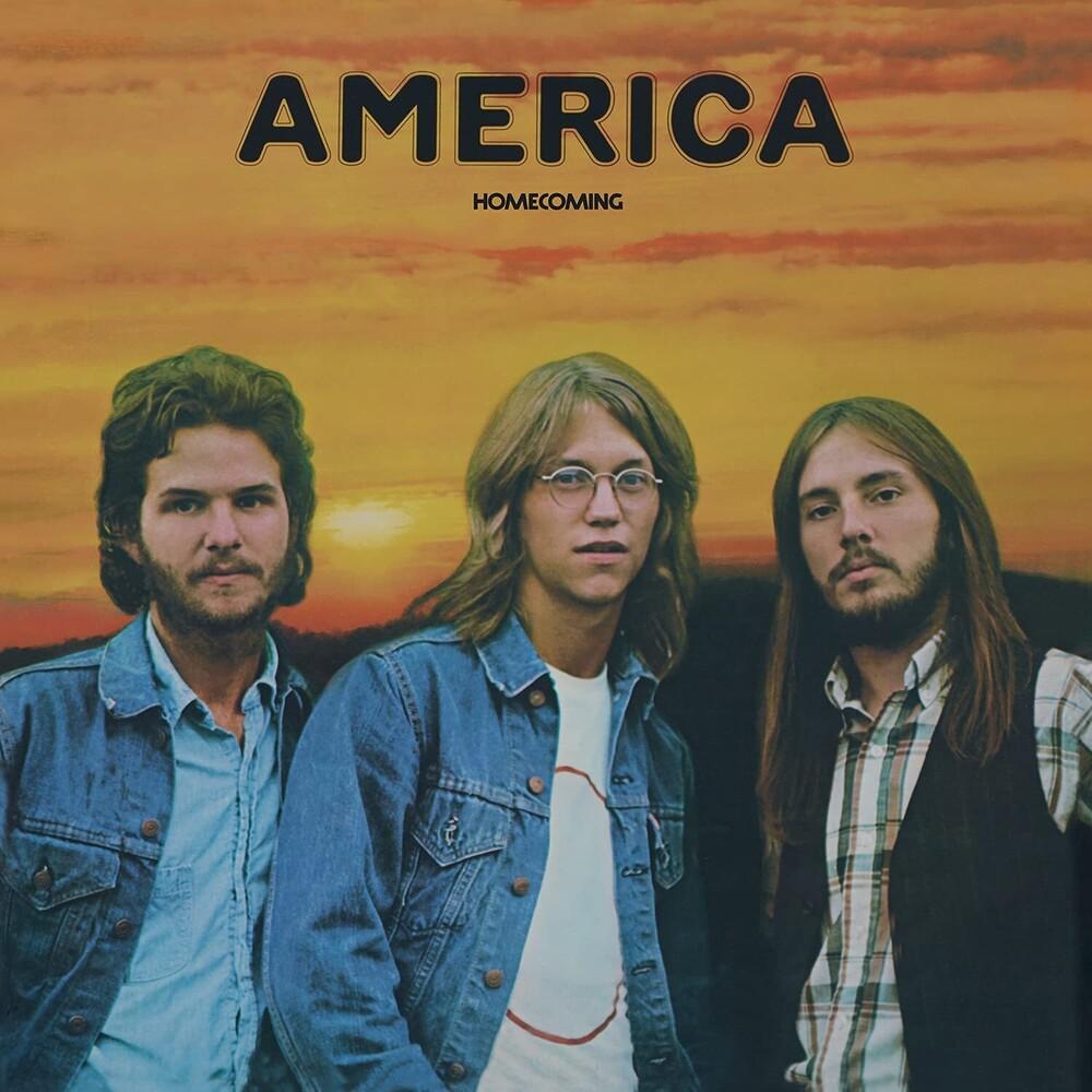 America - Homecoming (Blk) [180 Gram] (Hol)