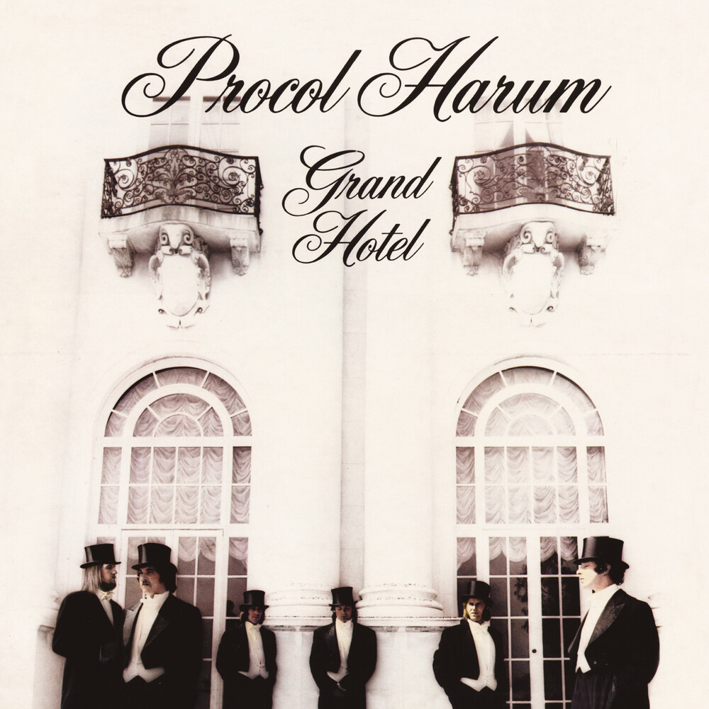 - Grand Hotel