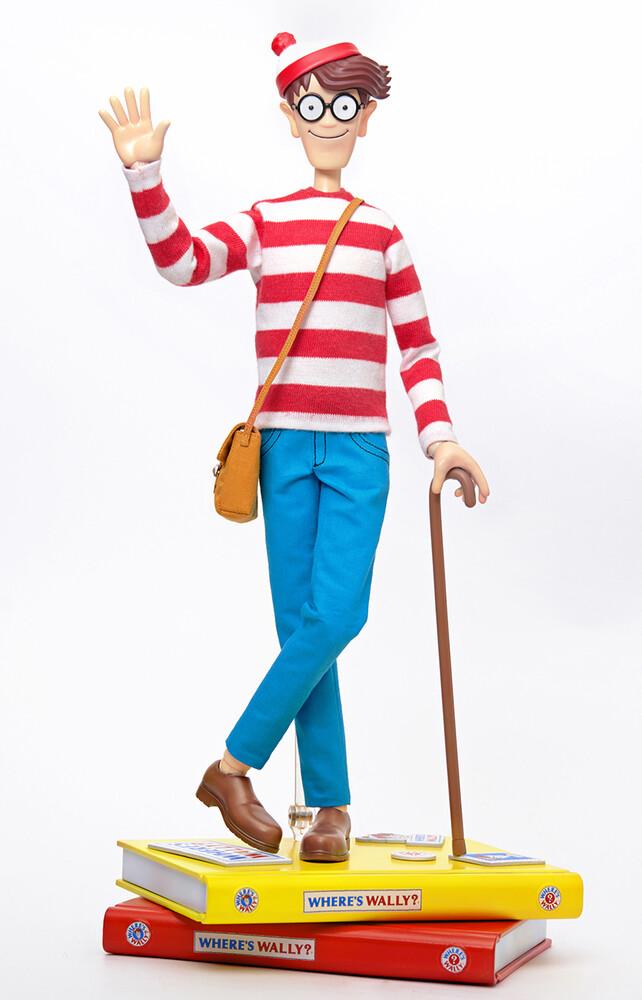 - Where's Waldo? - Waldo 1/6th Scale Action Figure