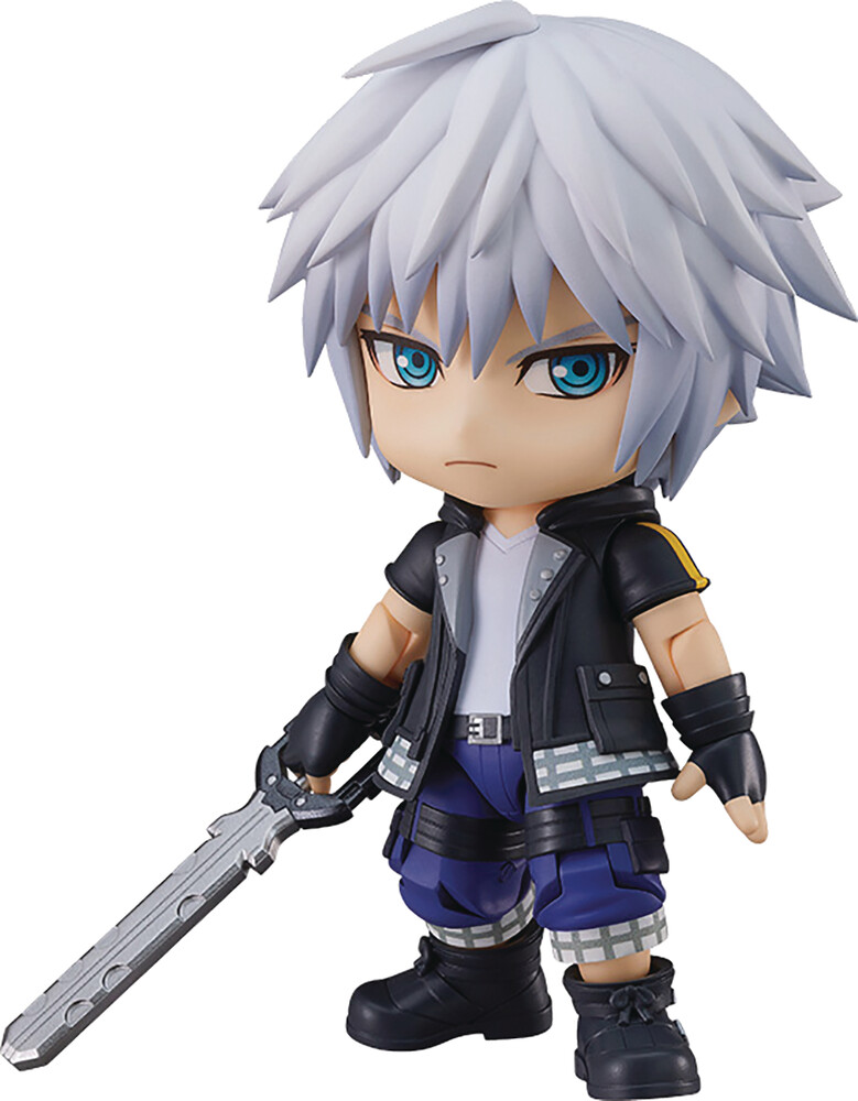 - Kingdom Hearts Iii Riku Nendoroid Af (Afig) (Clcb)
