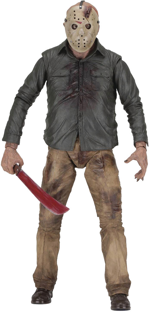 - Friday The 13th Part Iv Jason Voorhees 1/4 Scale