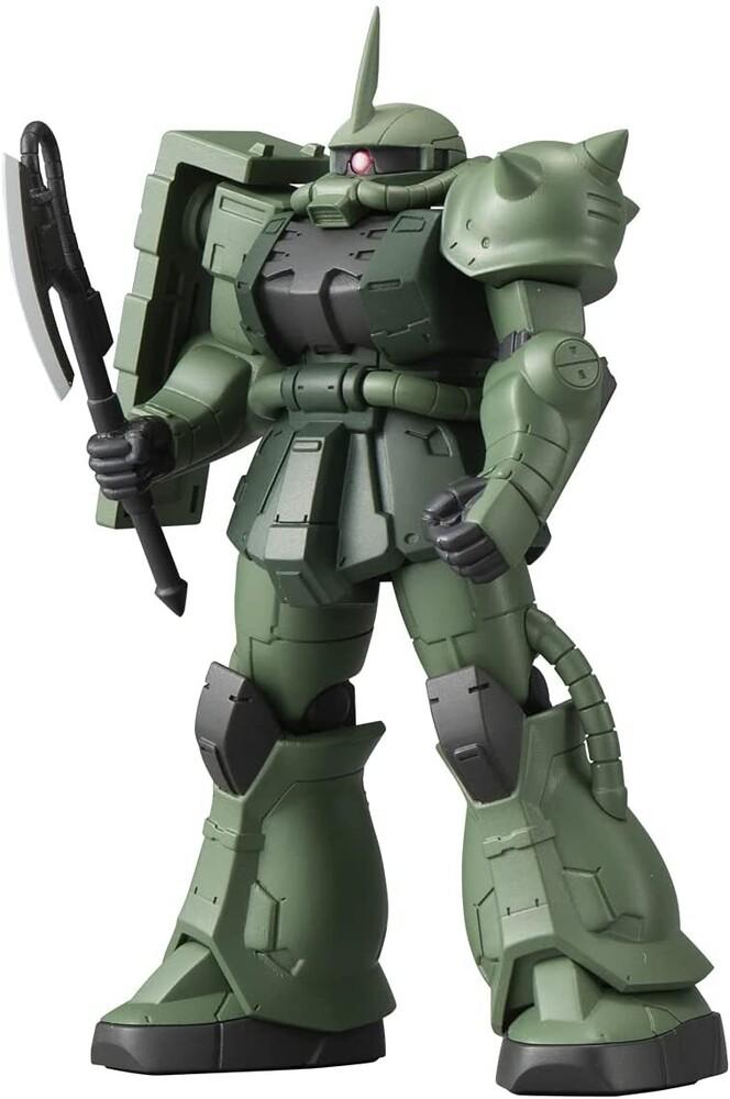 Gundam Ultimate Luminous - Luminous 4 Figure Zaku Green Version (Afig) (Clcb)