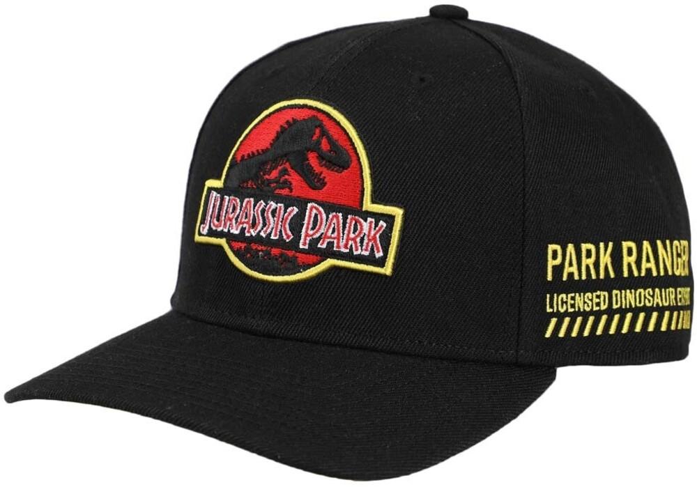 - Jurassic Park Park Ranger Sb Baseball Cap (Hat)