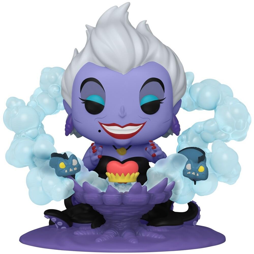 - Disney Villains - Ursula On Throne (Vfig)