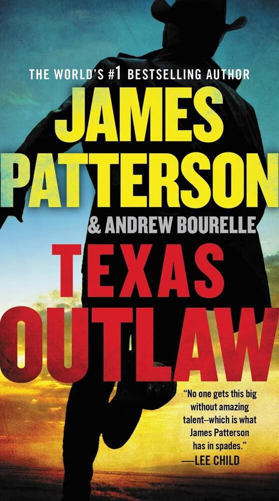 James Patterson  / Bourelle,Andrew - Texas Outlaw (Msmk) (Ser)