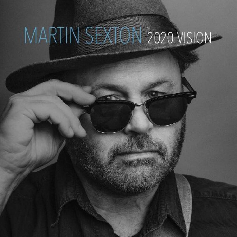 Martin Sexton - 2020 Vision