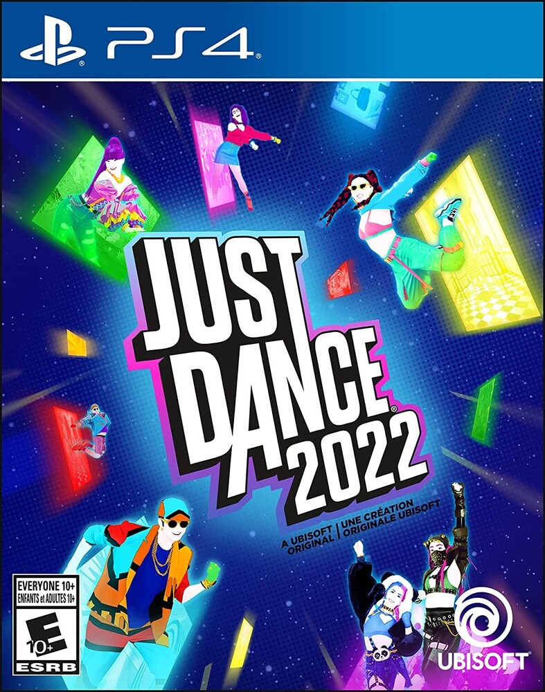 Ps4 Just Dance 2022 - Ps4 Just Dance 2022
