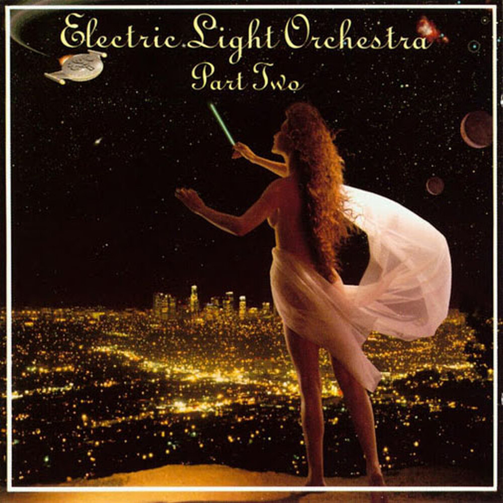 Electric Light Orchestra Part Ii - Electric Light Orchestra Part Ii (Gate)