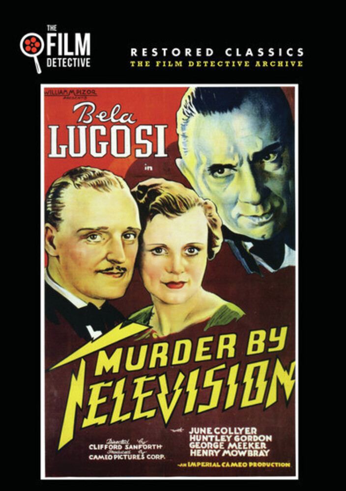 - Murder By Television