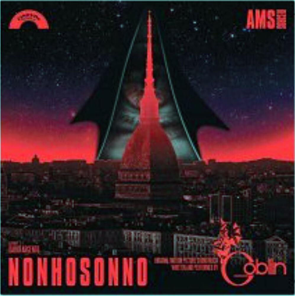 Goblin (Cvnl) (Ltd) (Ogv) (Ita) - Non Ho Sonno / O.S.T. [Clear Vinyl] [Limited Edition] [180 Gram] (Ita)