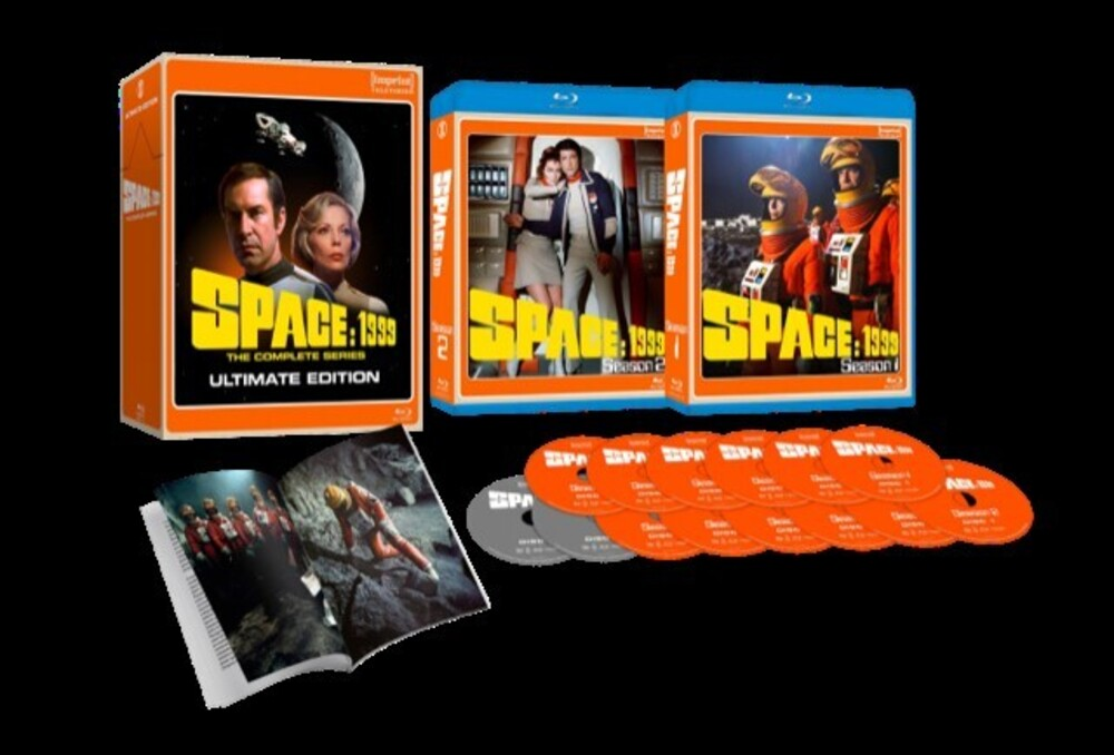 Space 1999: The Complete Series - Ultimate Edition - Space 1999: The Complete Series - Ultimate Edition