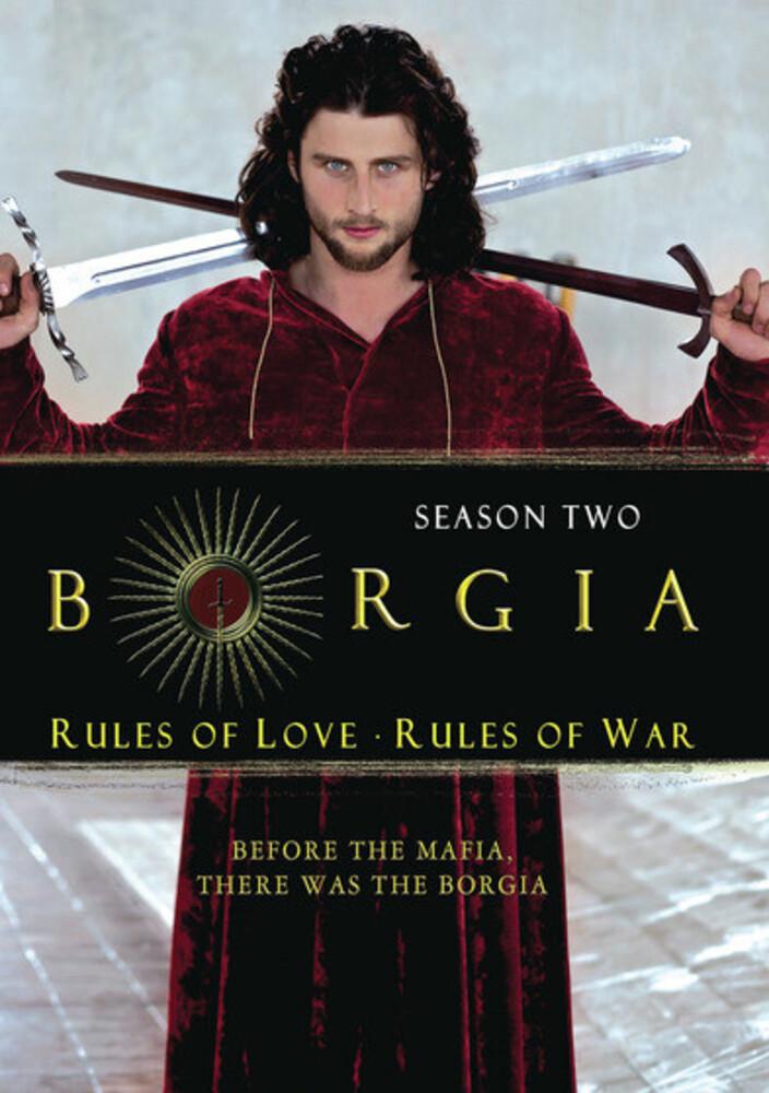 Borgia: Rules of Love Rules of War - Borgia: Rules Of Love Rules Of War (4pc) / (Box)