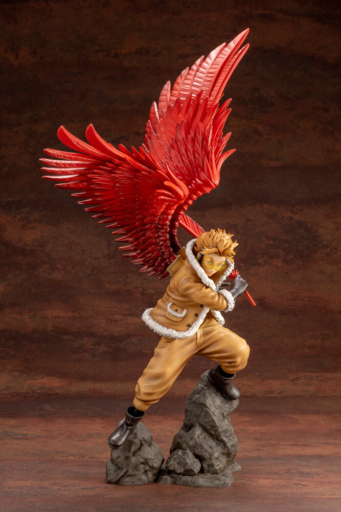 - My Hero Academia - Artfx J Hawks (Clcb) (Stat)