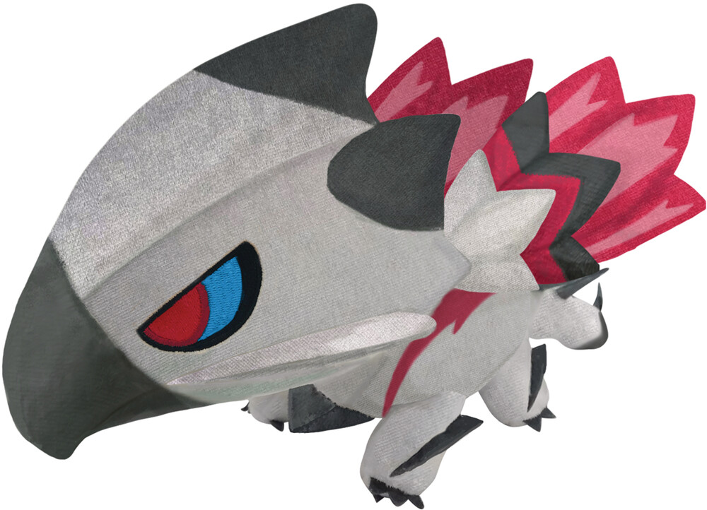 - Monster Hunter Chibi Plush Crimson Glow Valstrax