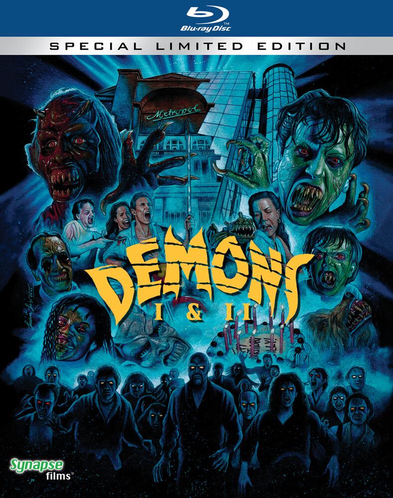 Demons & Demons 2 - Demons & Demons 2 (2pc) / [Limited Edition]
