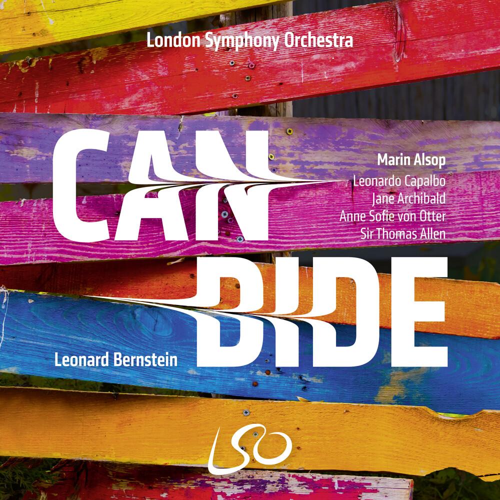 London Symphony Orchestra / Marin Aslop - Bernstein: Candide