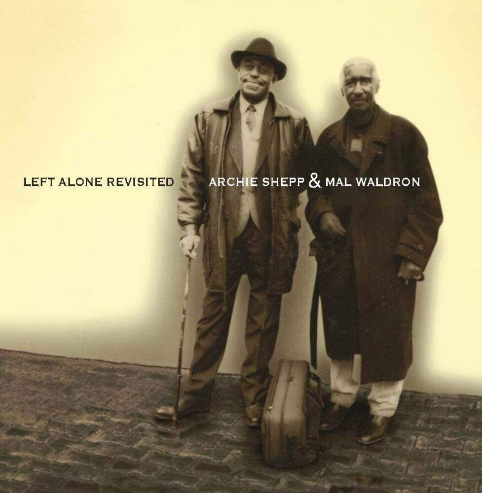 Archie Shepp  / Waldron,Mal - Left Alone Revisited