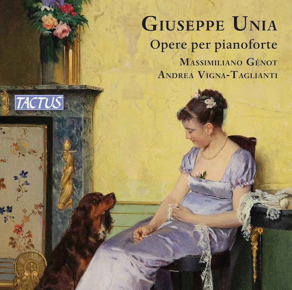 Unia / Genot / Vigna-Taglianti - Opere Per Pianoforte