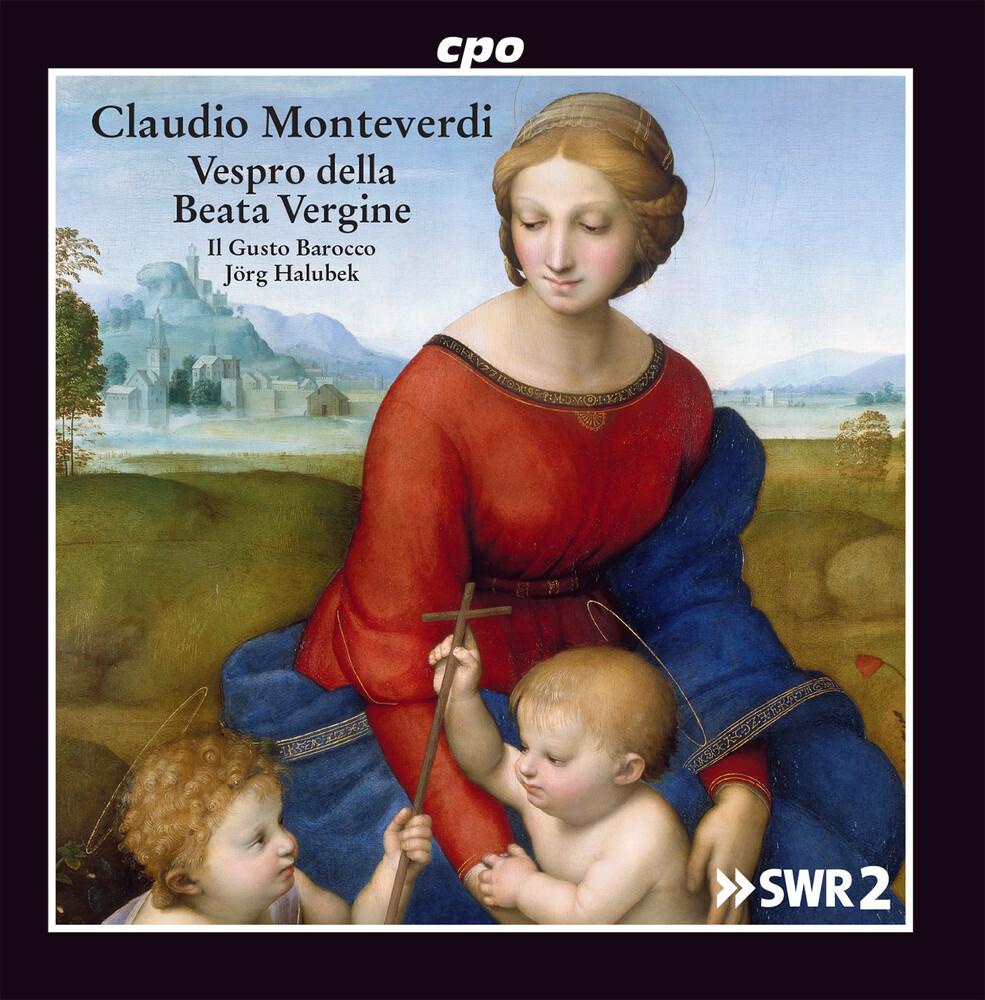 Monteverdi / Halubek - Vespro Della Beata Vergine