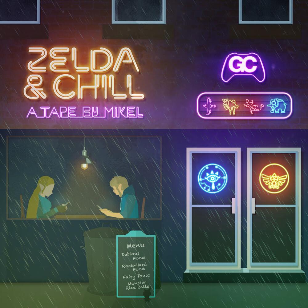 Mikel - Zelda & Chill Remaster