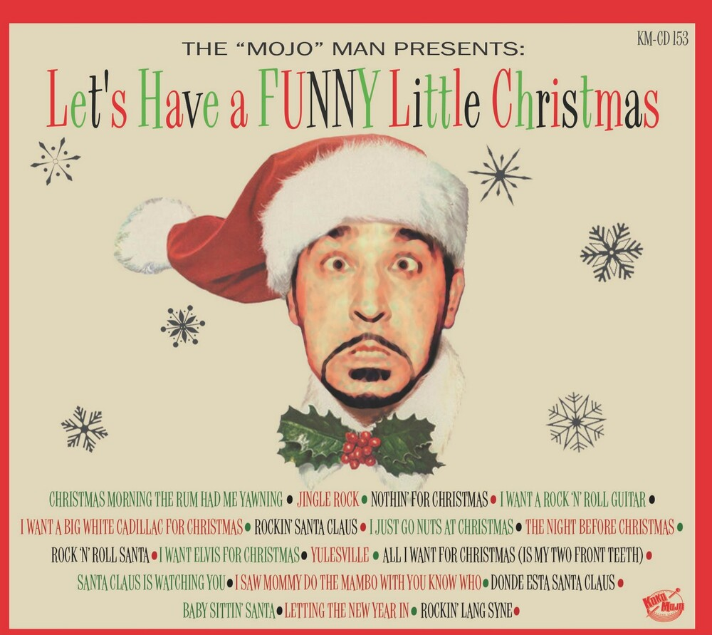 Lets Have A Funny Little Christmas / Various - Lets Have A Funny Little Christmas / Various