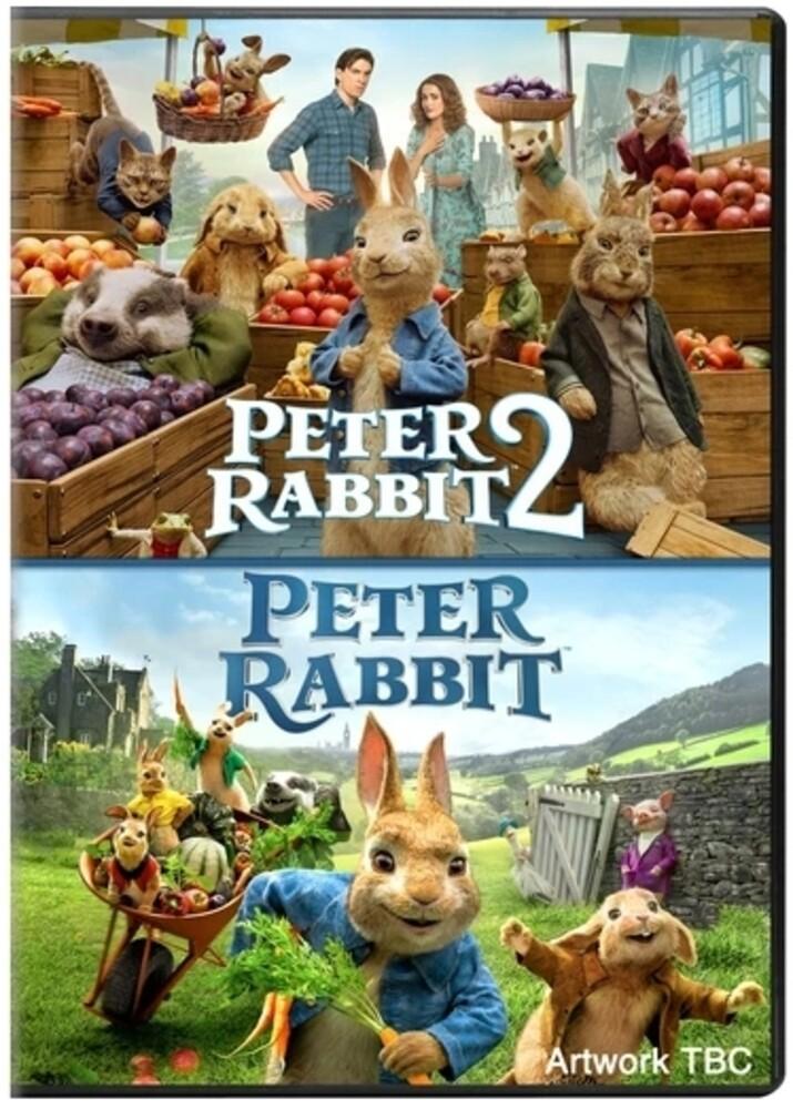 Peter Rabbit / Peter Rabbit 2: The Runaway - Peter Rabbit / Peter Rabbit 2: The Runaway
