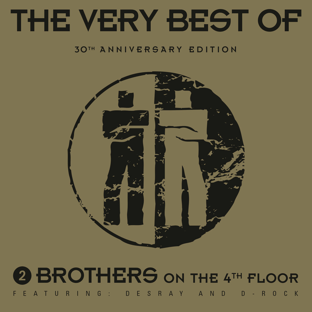 Two Brothers On The 4th Floor - Very Best Of (Hol)
