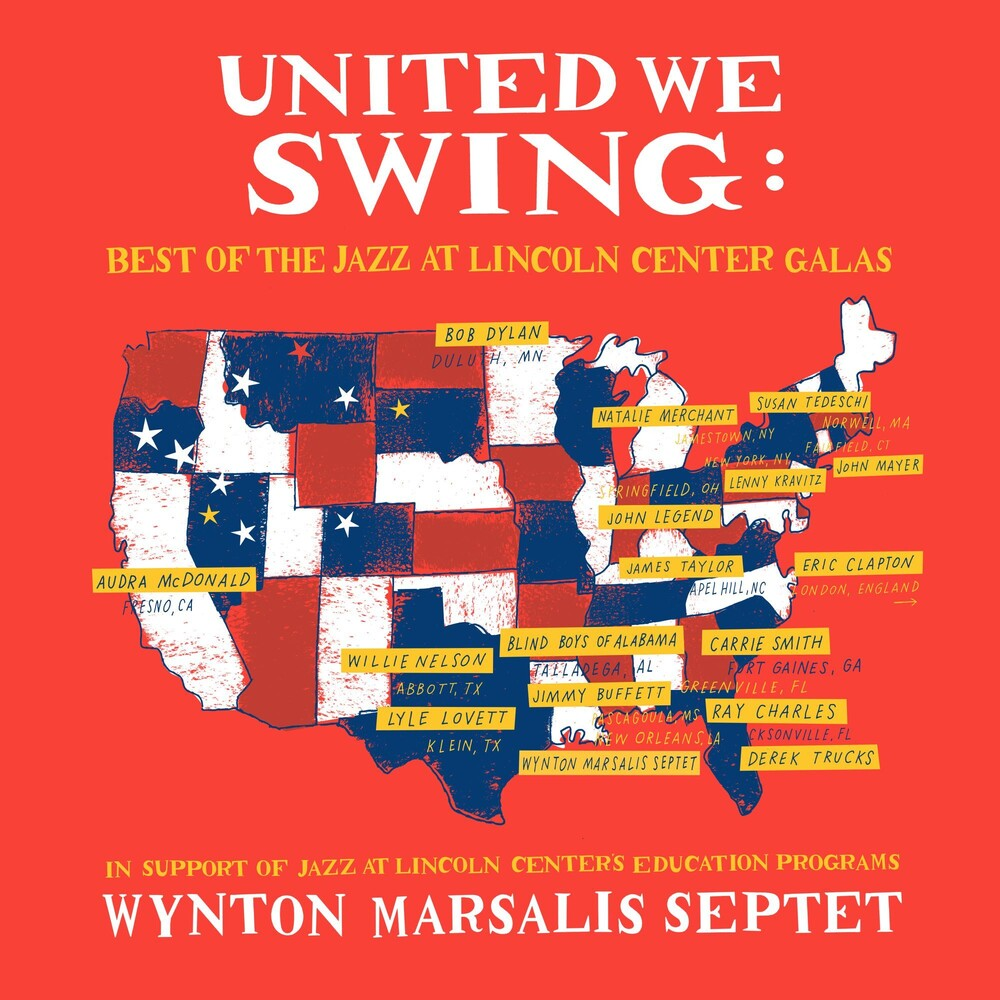 Wynton Marsalis - United We Swing [LP]