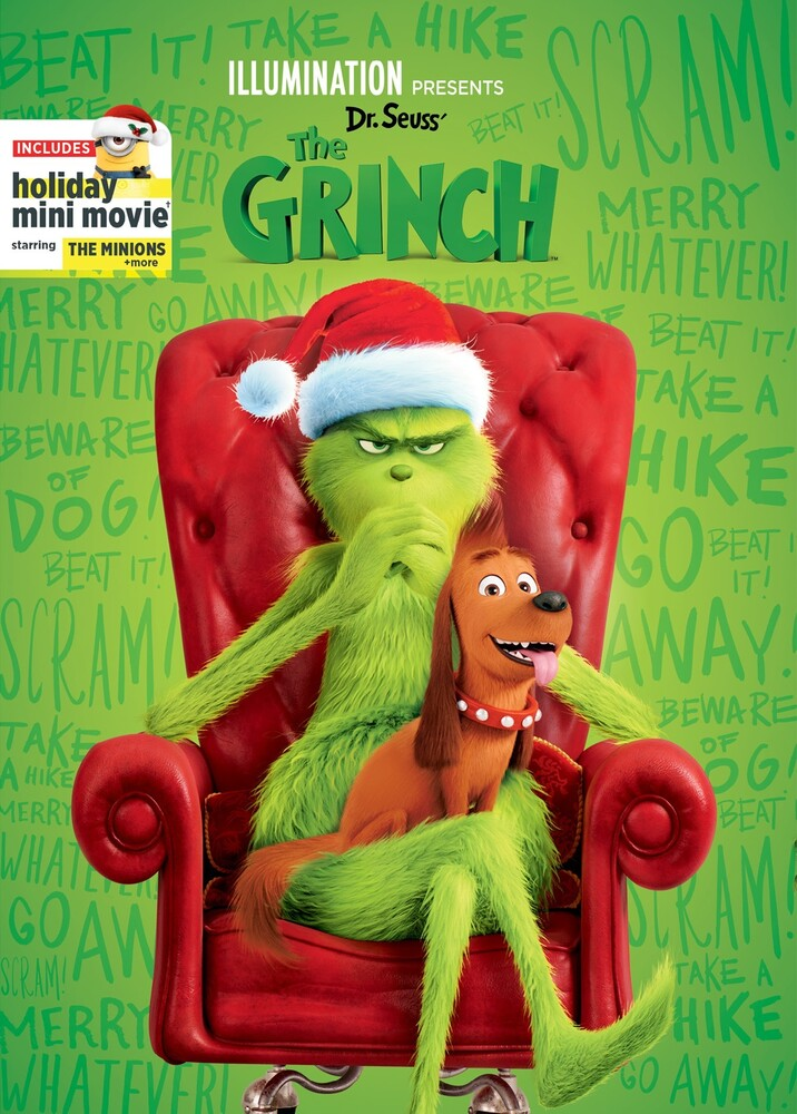 Dr. Seuss' The Grinch - Illumination Presents: Dr. Seuss' The Grinch