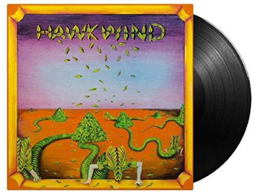 Hawkwind - Hawkwind (Hol)