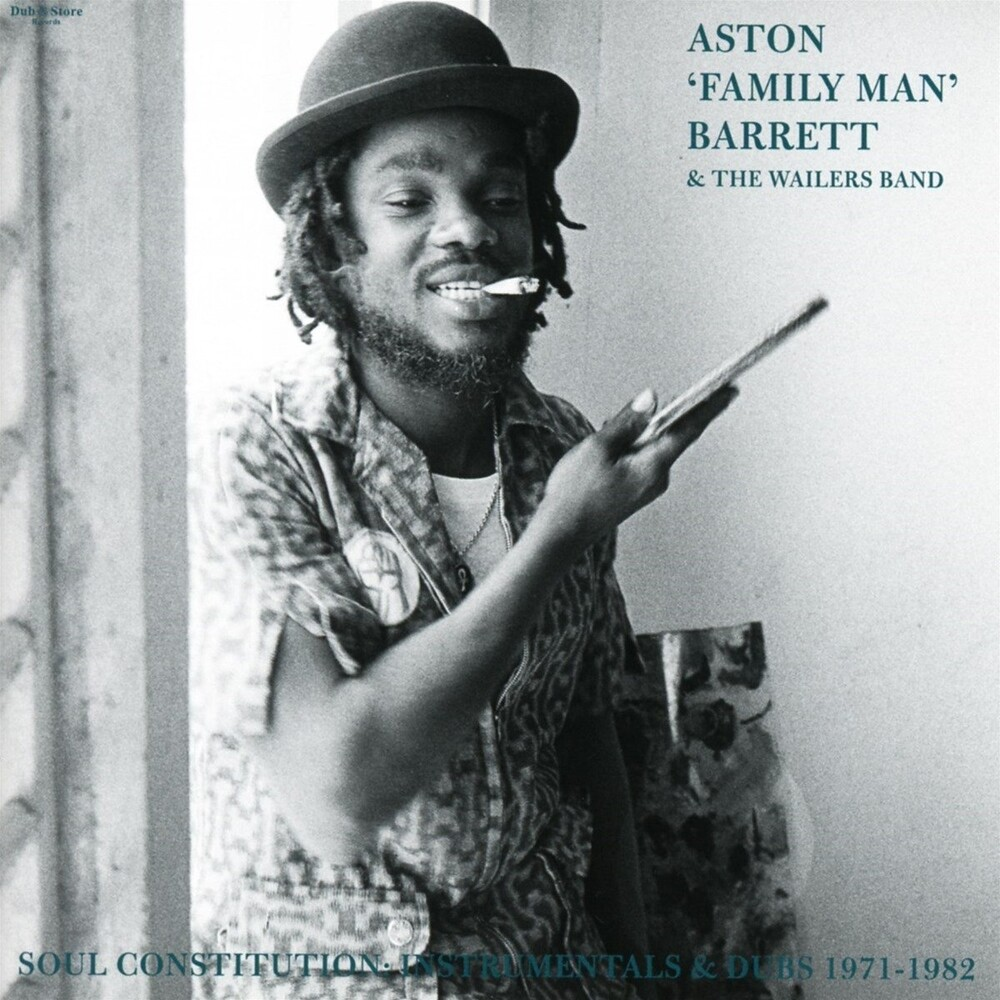 Aston Barrett - Soul Constitution: Instrumentals and Dubs 1971-1982