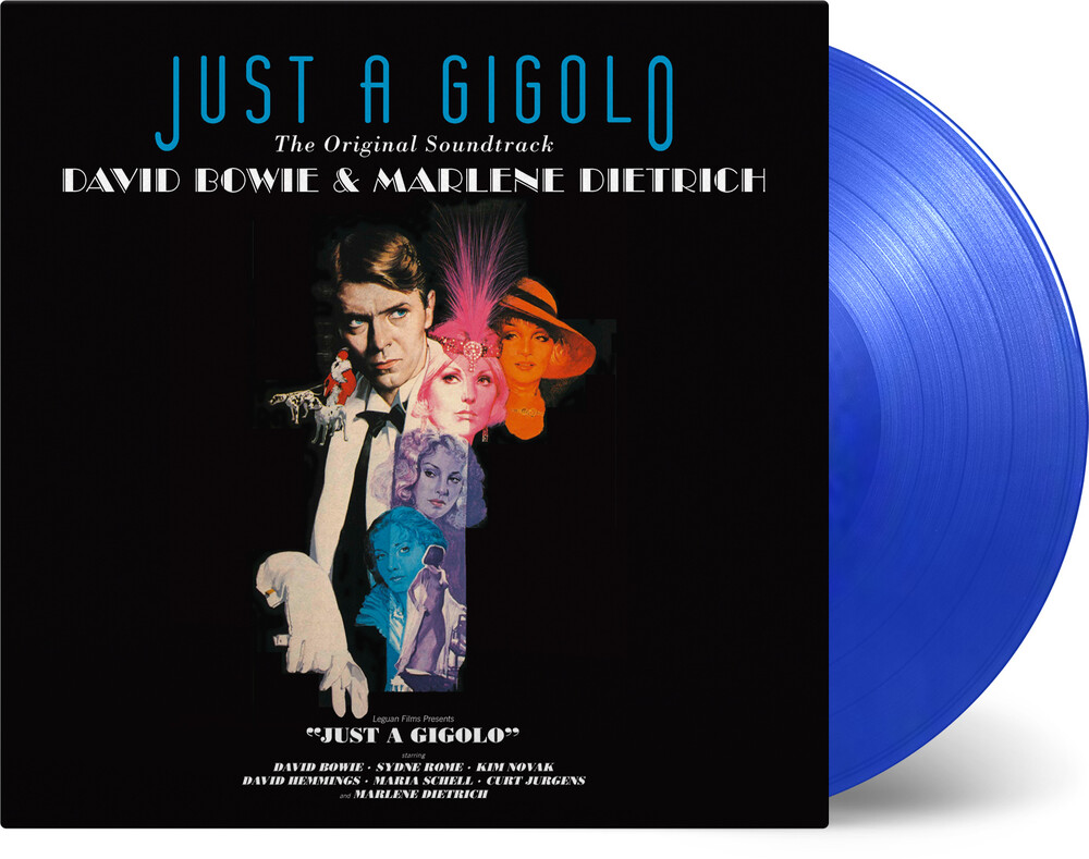 - Just A Gigolo / O.S.T. (Blue) [Limited Edition] [180 Gram]