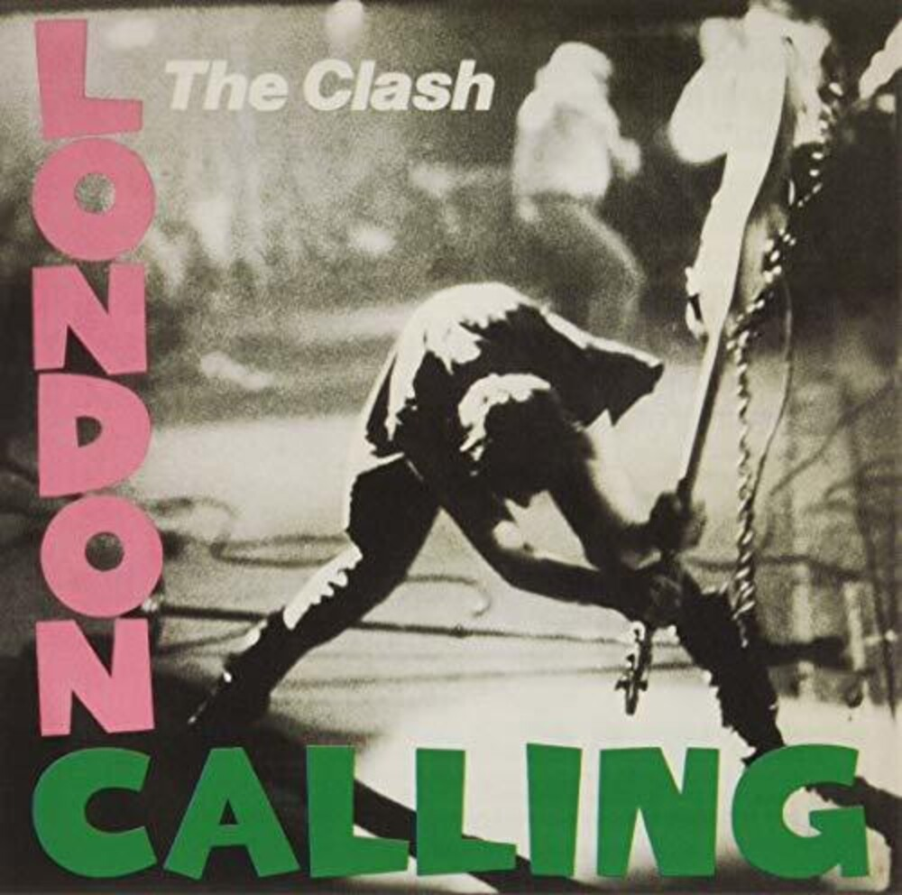 The Clash - London Calling (Gold Series) (Aus)