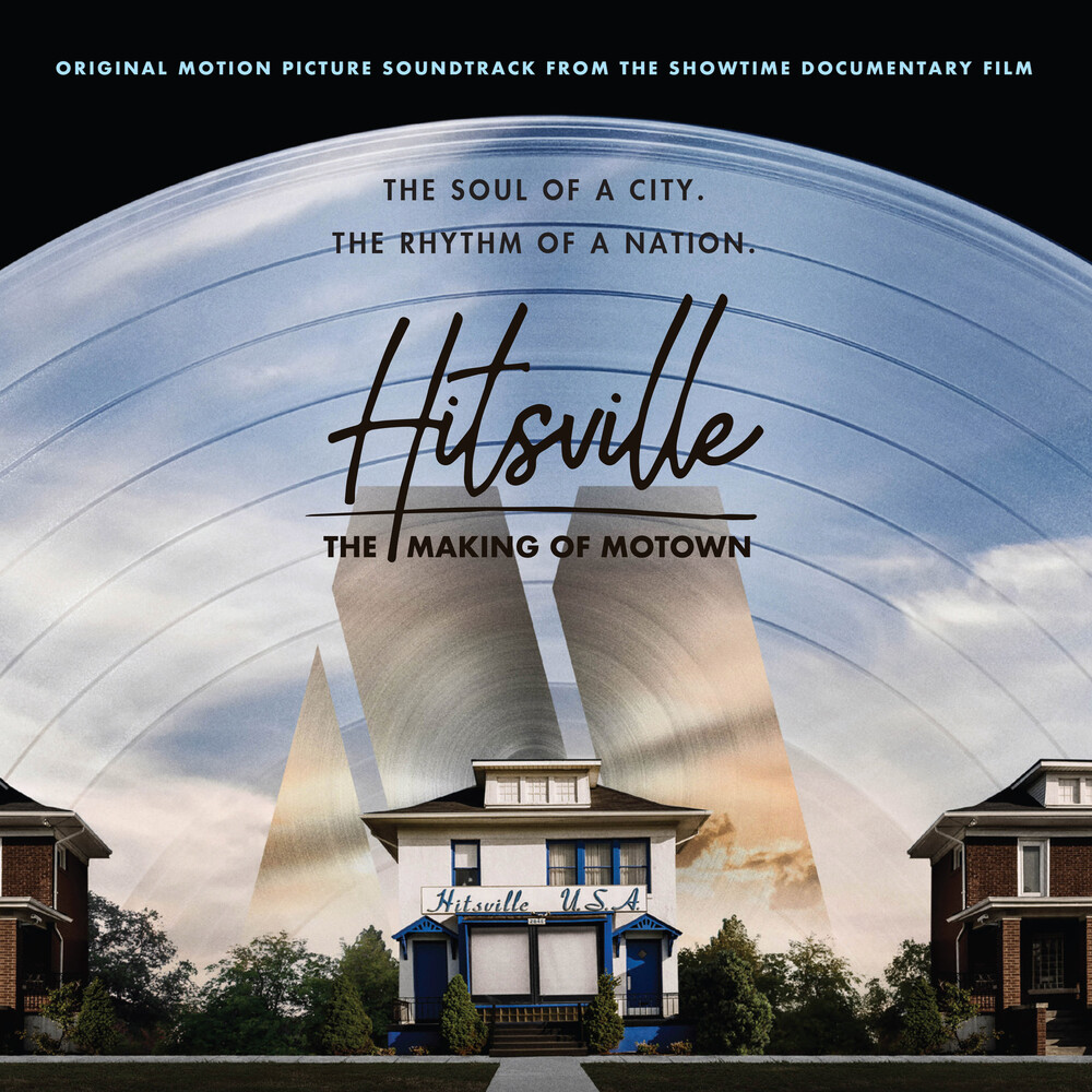 Various Artists - Hitsville: The Making Of Motown