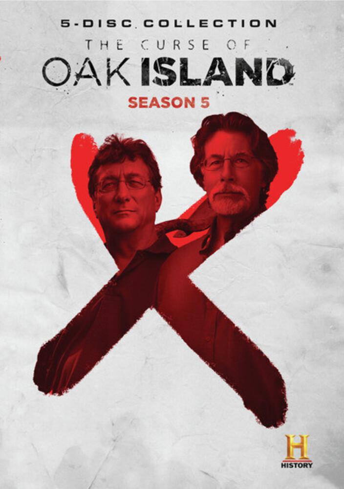 Curse of Oak Island: Season 5 - Curse Of Oak Island: Season 5 (5pc) / (Box Mod)