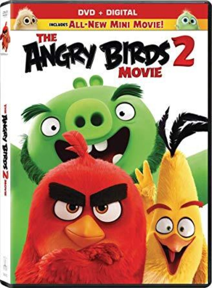 Angry Birds [Franchise] - The Angry Birds Movie 2