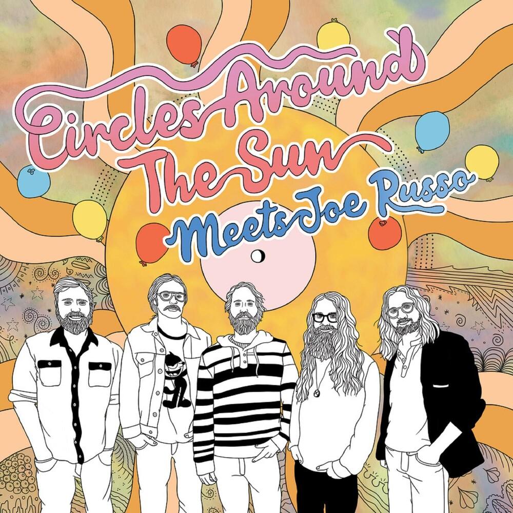 Circles Around The Sun - Meets Joe Russo EP [Vinyl]