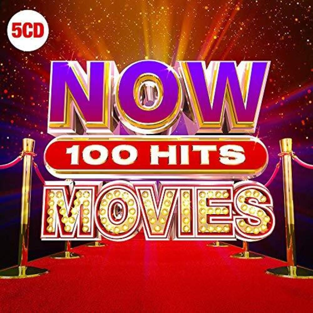 Now 100 Hits Movies / Various - Now 100 Hits Movies / Various (Box) (Uk)