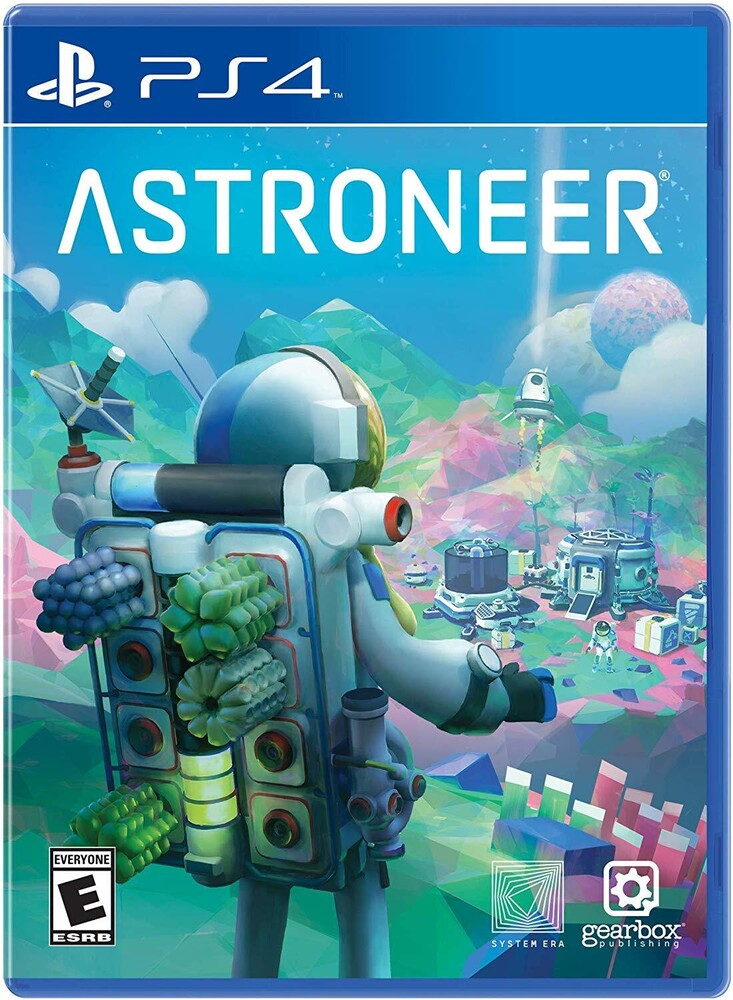 - Astroneer for PlayStation 4