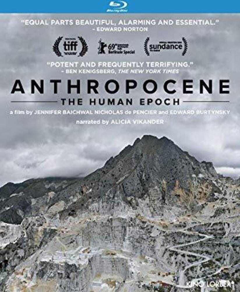 Jennifer Baichwal - Anthropocene: Human Epoch (2018)