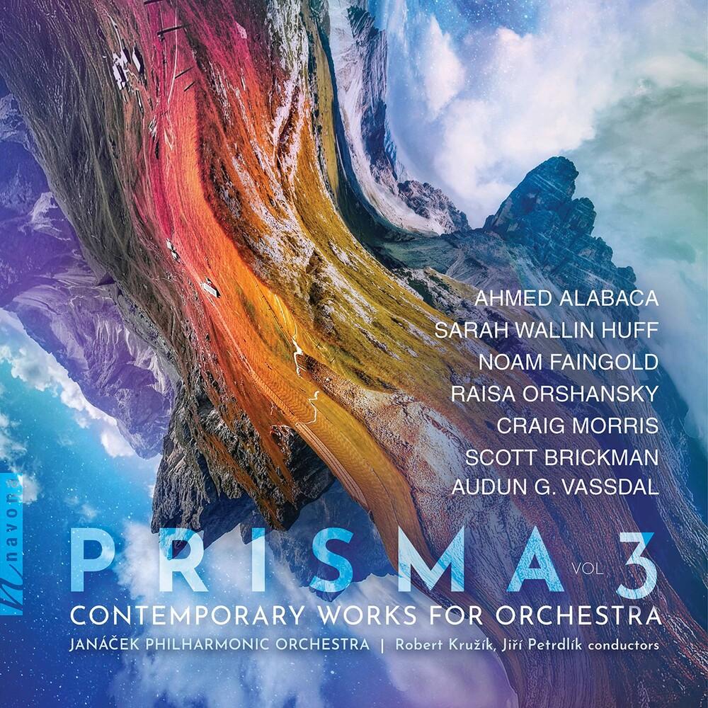 Janá�ek Philharmonic Orchestra - Prisma 3 / Various