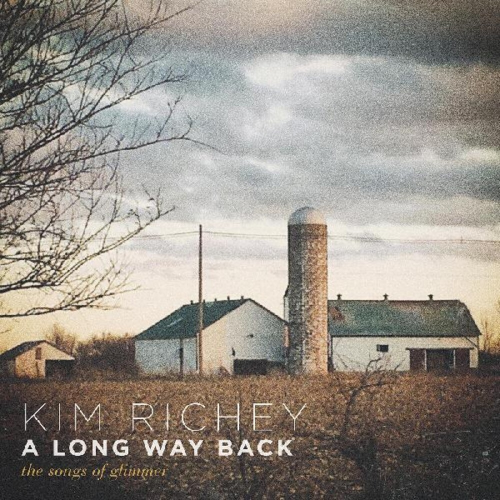 Kim Richey - A Long Way Back: The Songs Of Glimmer [LP]