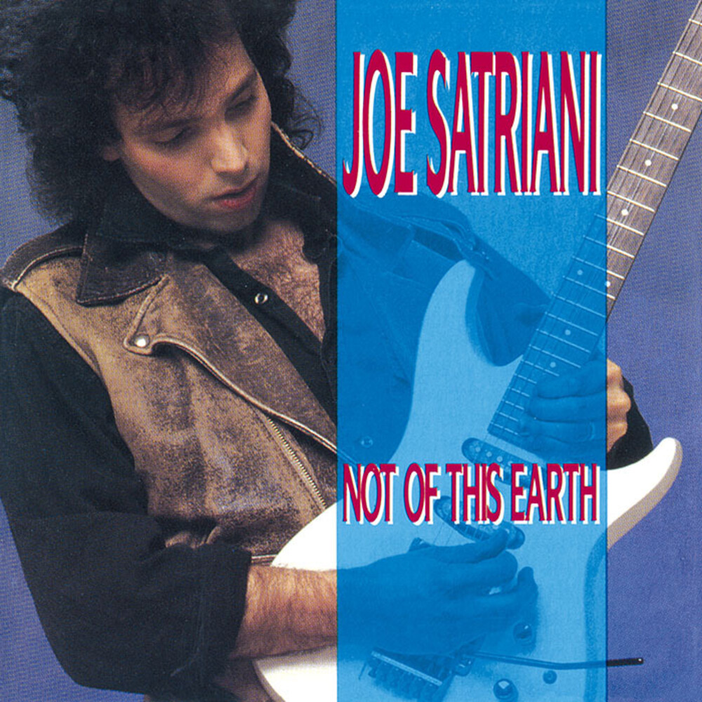 Joe Satriani - Not Of This Earth (Hol)