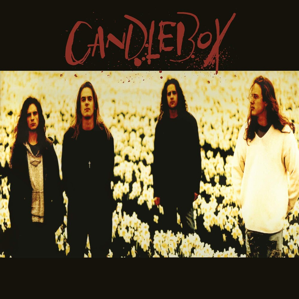 Candlebox - Candlebox [Colored Vinyl] [Limited Edition] (Slv) (Hol)