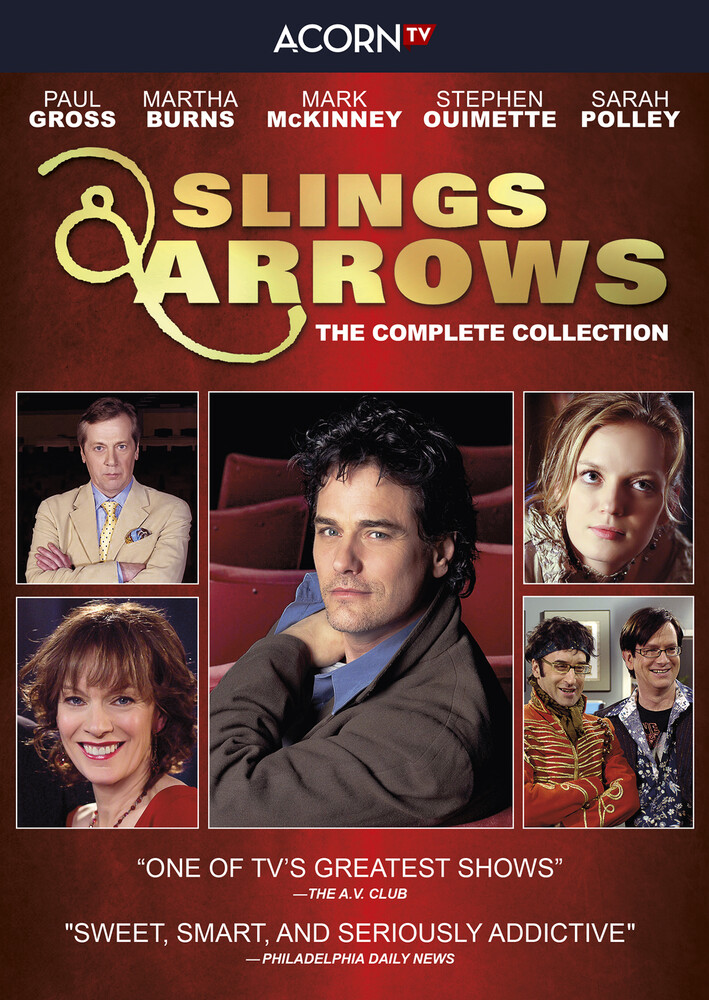 Slings & Arrows: The Complete Collection - Slings & Arrows: The Complete Collection (6pc)