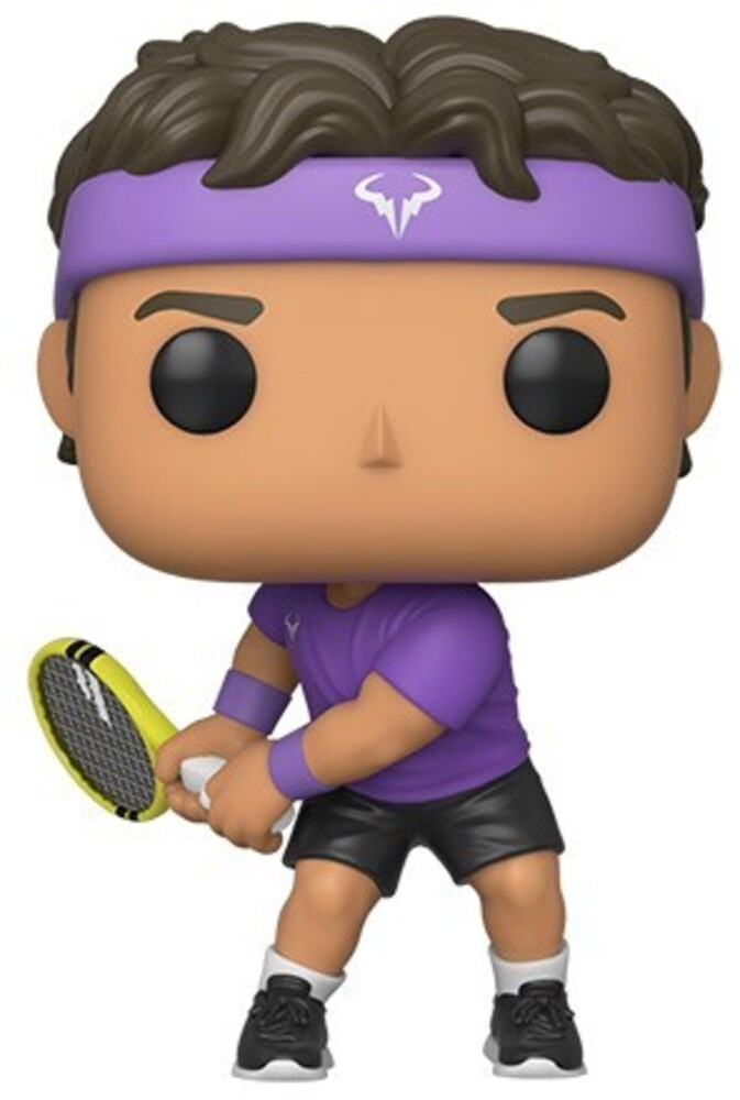 Funko Pop! Legends: - FUNKO POP! LEGENDS: Tennis Legends - Rafael Nadal