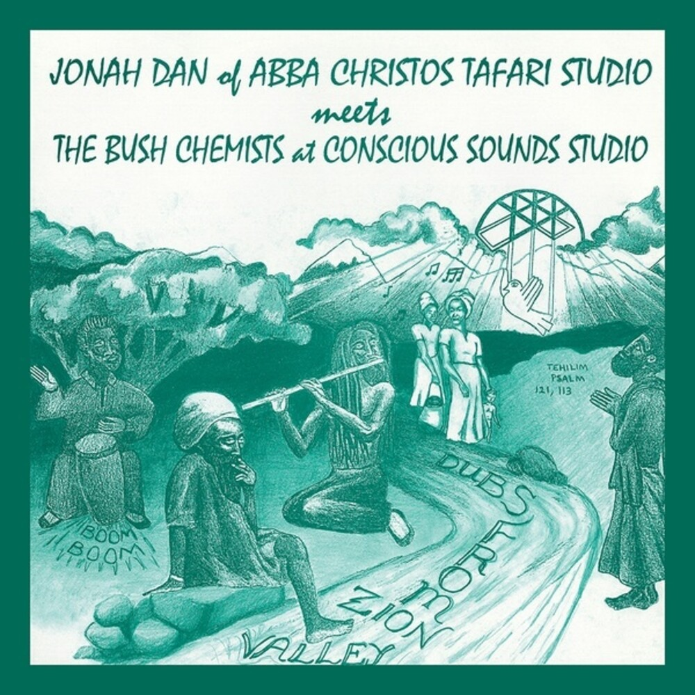 Jonah Dan / Bush Chemists - Dubs From Zion Valley