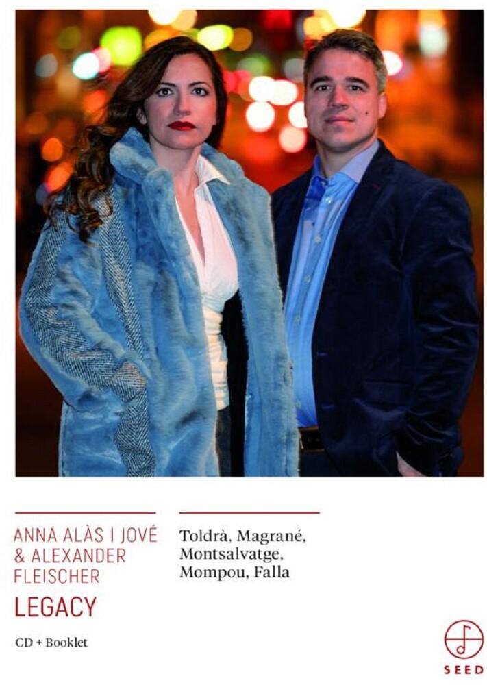 Alas Jove I Anna / Fleischer,Alexander - Legacy