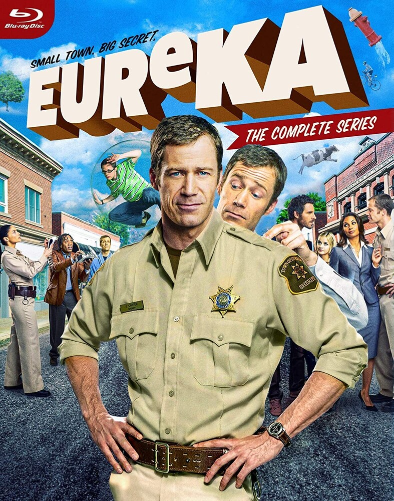 Eureka: Complete Series - Eureka: Complete Series (12pc) / (Box)