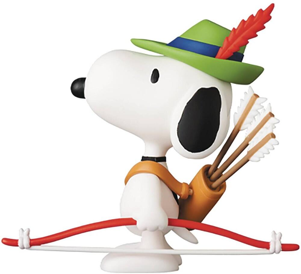 Medicom - Medicom - Peanuts Robin Hood Snoopy UDF Figure Series 11